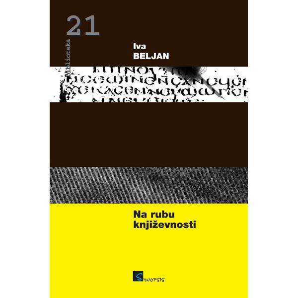 Iva Beljan-Na rubu knjizevnosti-naslovnica