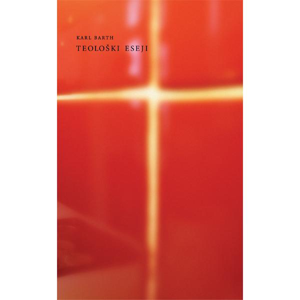 Karl Barth-Teološki eseji-naslovnica