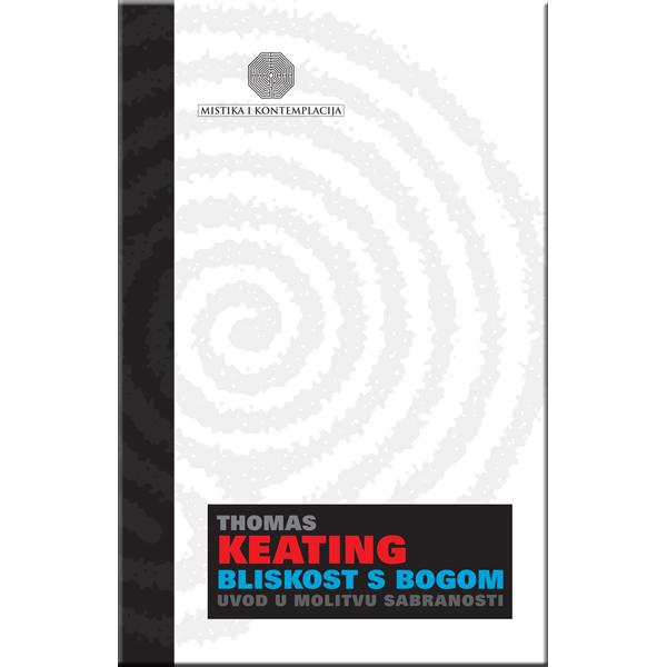 Thomas Keating-Bliskost s Bogom-naslovnica