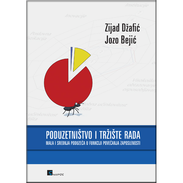 Zijad Džafić i Jozo Bejić-Poduzetništvo i tržište rada-naslovnica