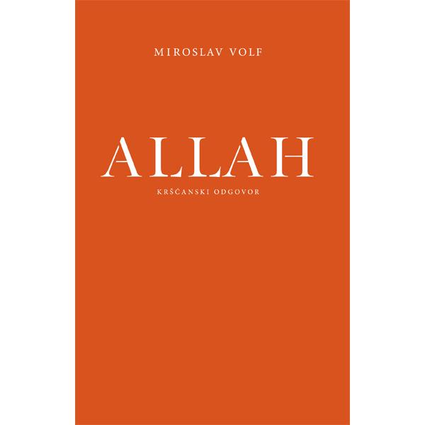 Miroslav Volf-Allah