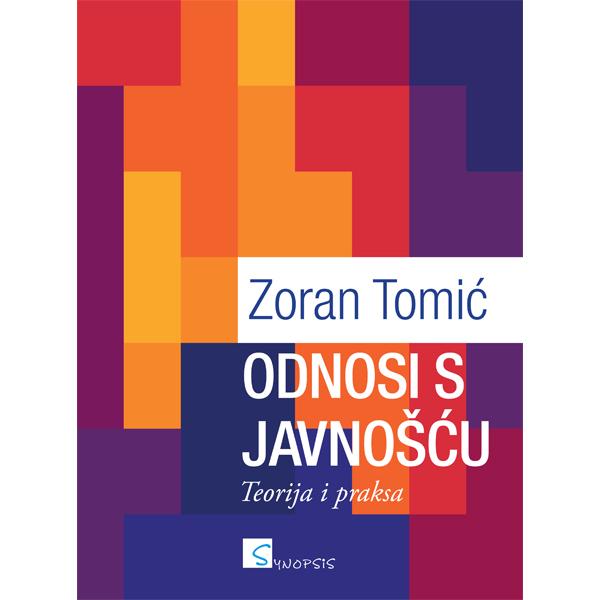 Zoran Tomić-Odnosi s javnošću