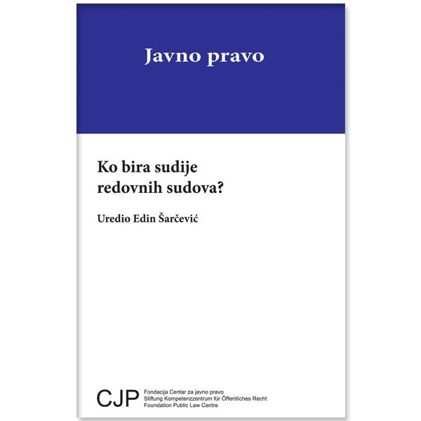 CJP-Ko bira sudije redovnih sudova