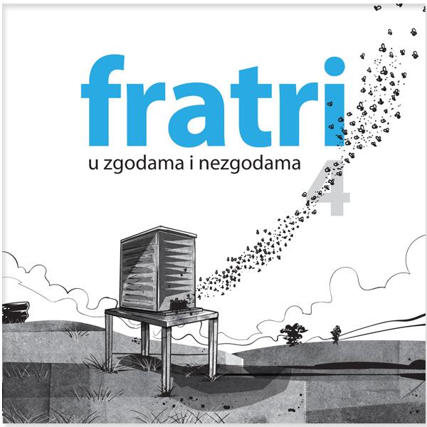 Tomislav Brković-Fratri u zgodama i nezgodama